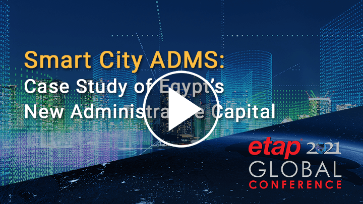 Smart City ADMS: Case Study of Egypt's New Administrative Capital