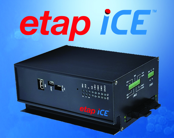 etap iCE Data Acquisition and Control Hardware