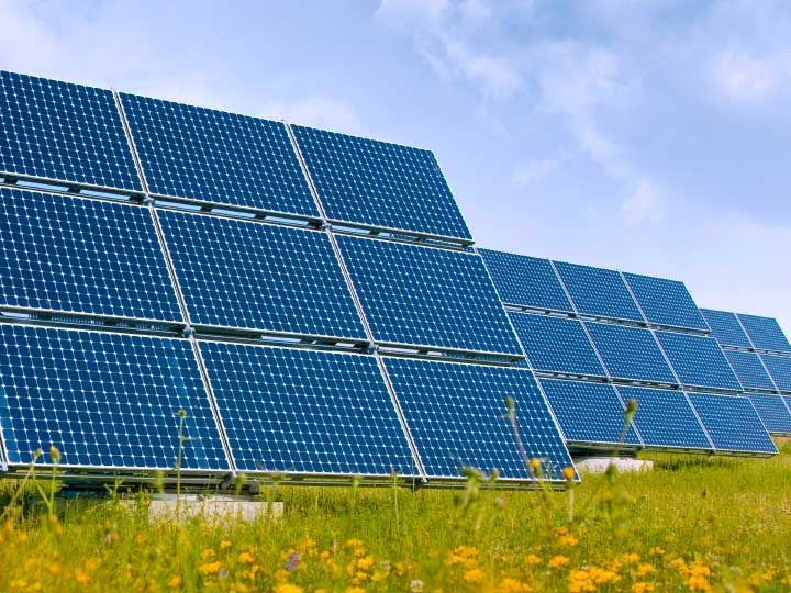 Photovoltaic Array / Solar Panel