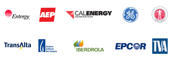 Fossil Fuel Generation User Logos