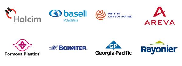 Manufacturing User Logos
