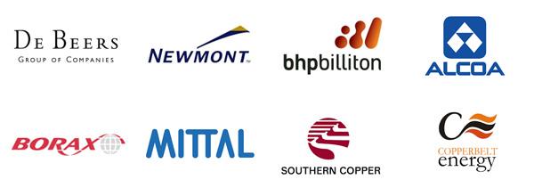 Metals and Mining User Logos