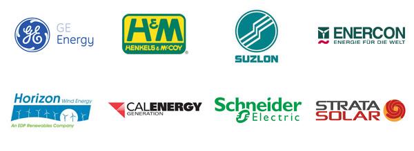 Renewable Energy User Logos