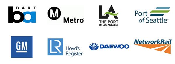 Transportation User Logos