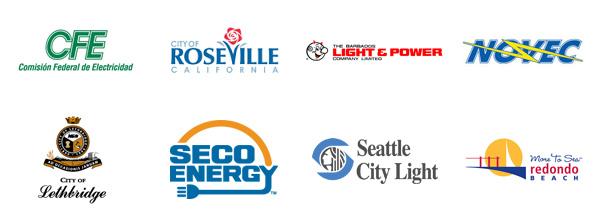Utility Transmission User Logos