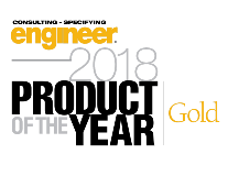 Logo of Consulting-Specifying Engineer Magazine's 2018 Product of the Year Awards