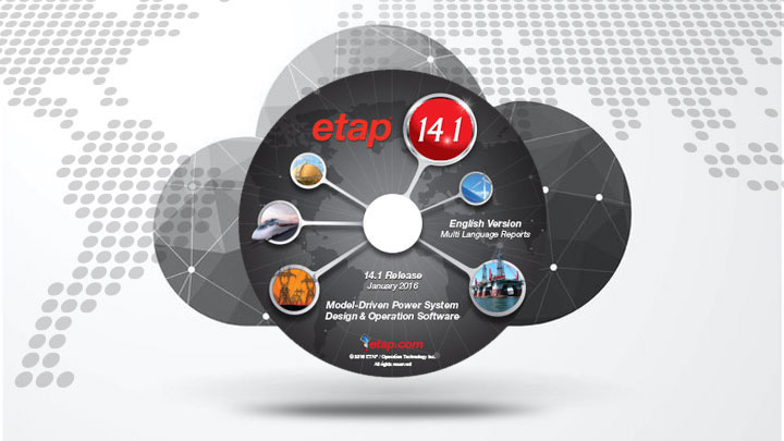 ETAP Releases Version 14 1