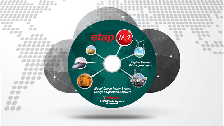 ETAP 16.2 Software  -  Download Now