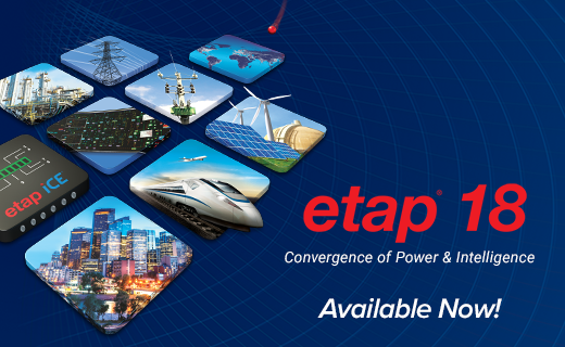ETAP 18 Software Release