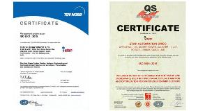ISO Certification for ETAP India and ETAP MENA