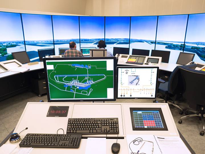 Airport Power Management System
