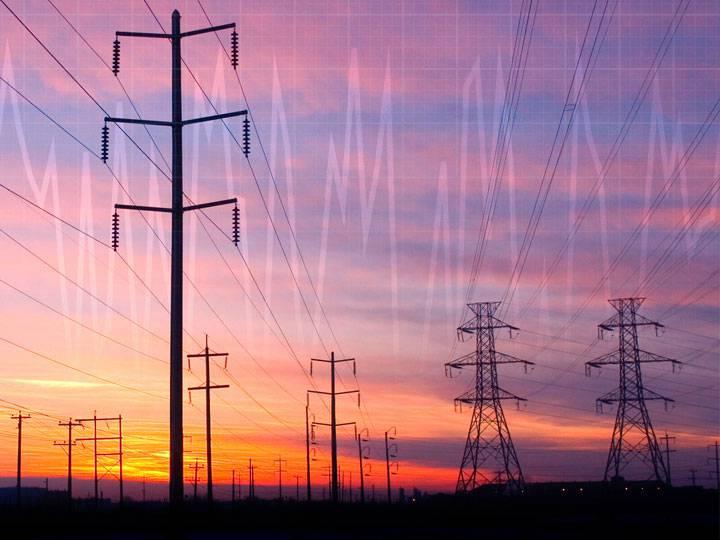 Energy Management System Icon
