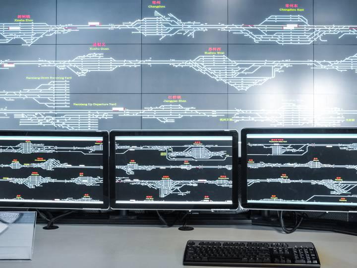 Traction SCADA y sistema de administración de energía