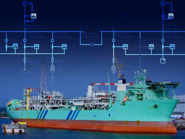 Marine Power Systems Analysis