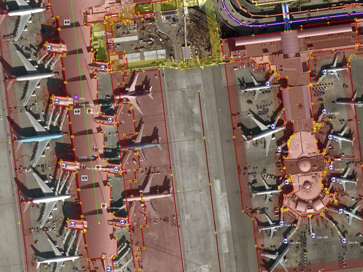 Airport Electrical GIS