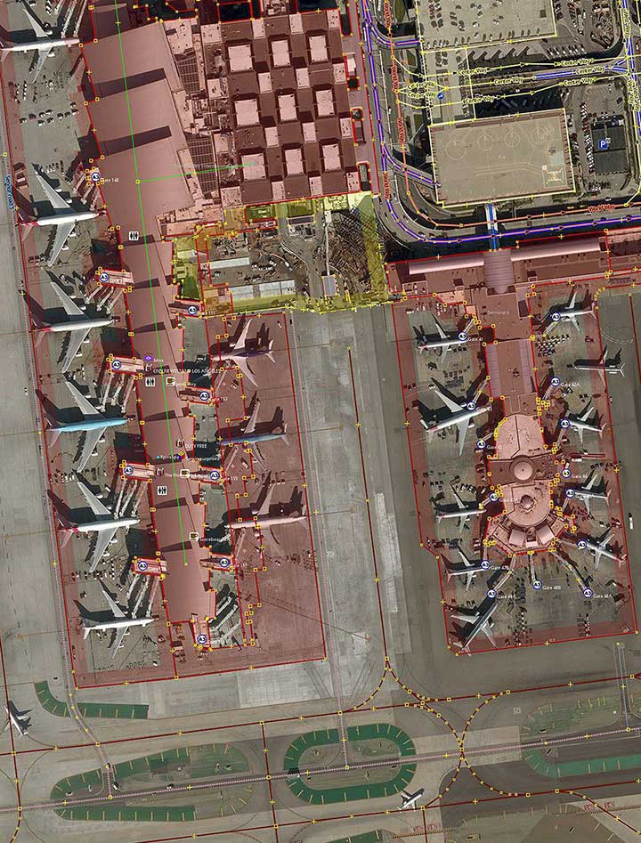 Airport Electrical GIS Benefits