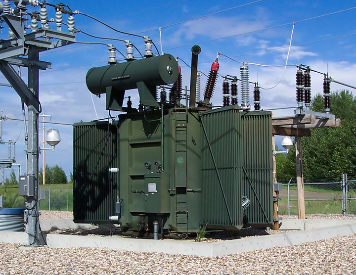 arc flash transformer