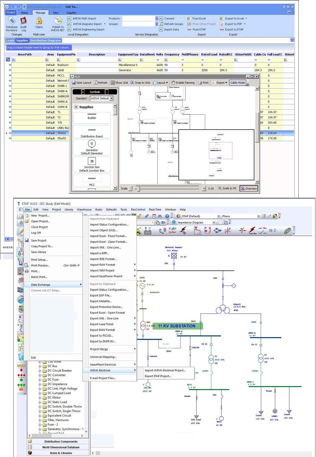 AVEVA Electrical Software