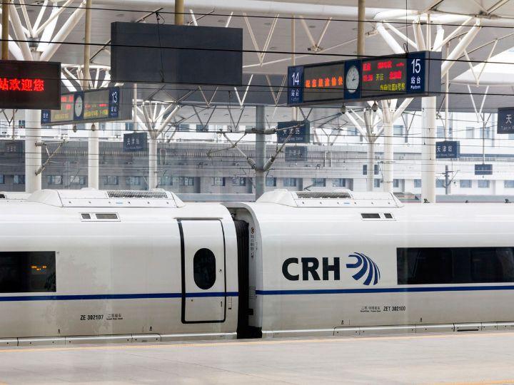 Configuration du train et calendrier