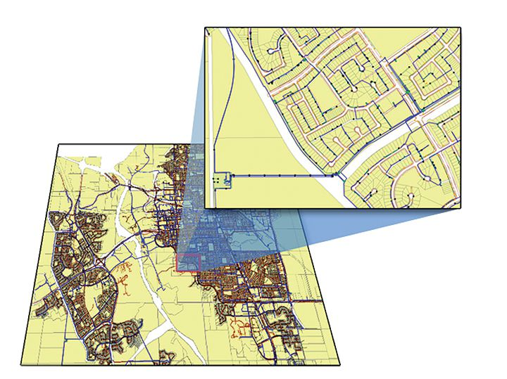 Geographic Information Systems (GIS) Electrical Diagram Benefits