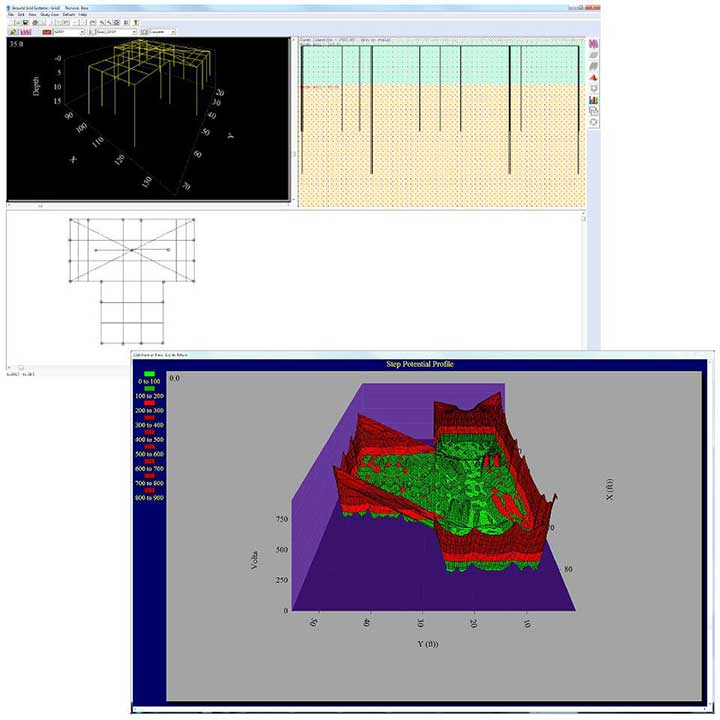 Ground Grid Systems Software