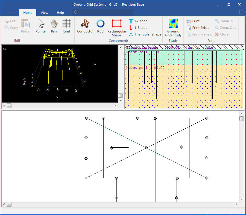 Ground Grid Systems Software | Ground Grid Design | IEEE 80