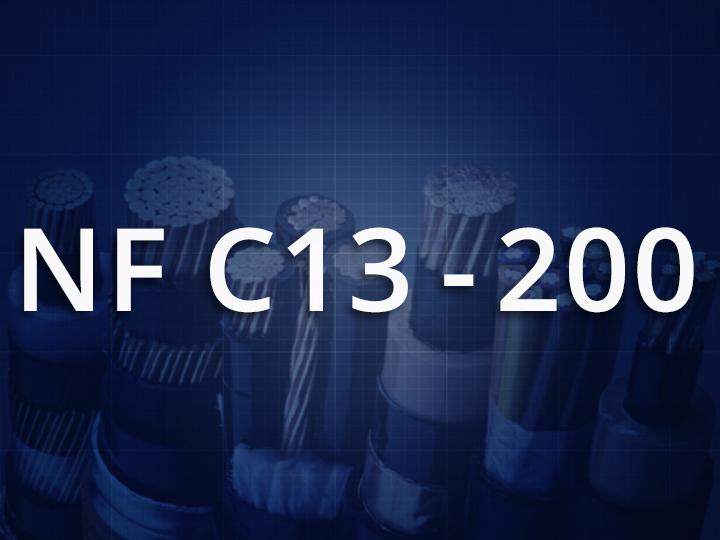 NF C13-200