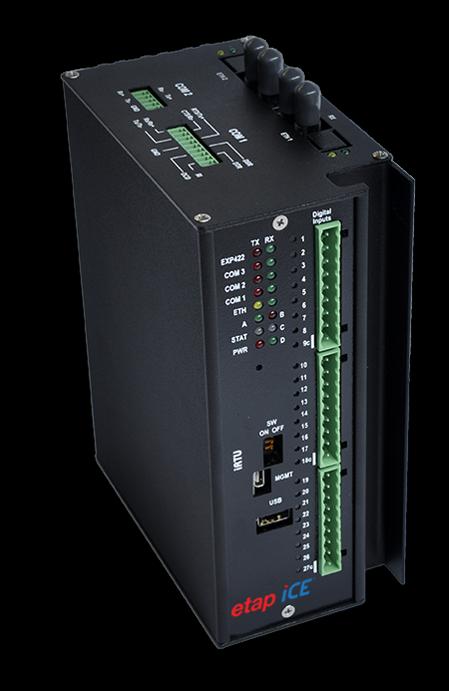 etap iCE RTU Hardware