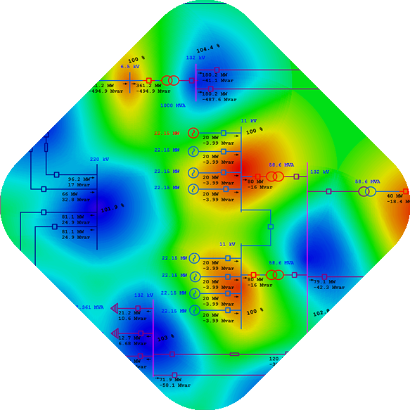 One-Line Diagram