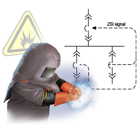 Arc Flash man