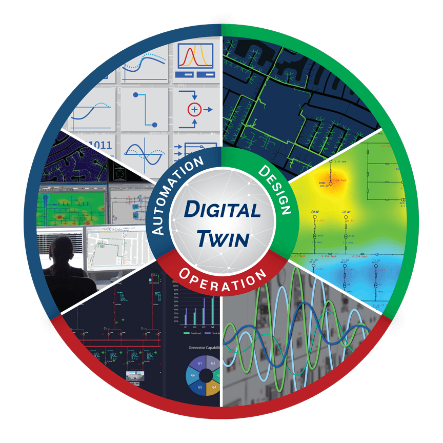 ETAP Digital Twin is a unified engineering platform used design and provide insight on power systems performance