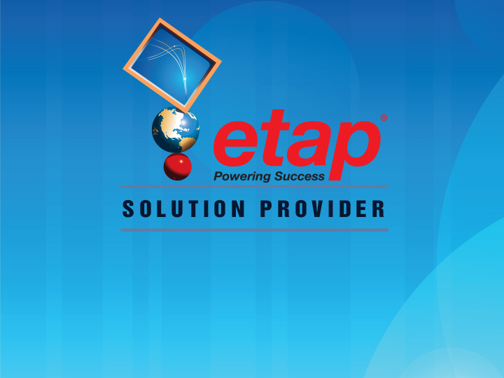 ETAP Solution Partners