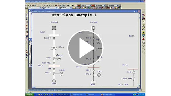 ETAP Arc Flash Overview - Part 1