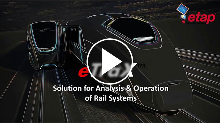 eTraX™ – Railway Traction Power Solution