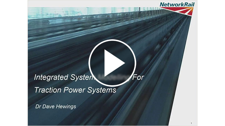 Integrated System Modeling for Traction Power Systems