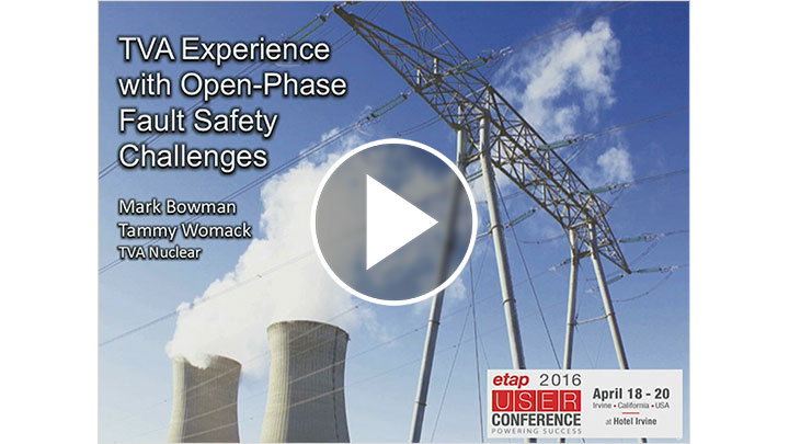 TVA Experience with Open-Phase Fault Safety Challenges