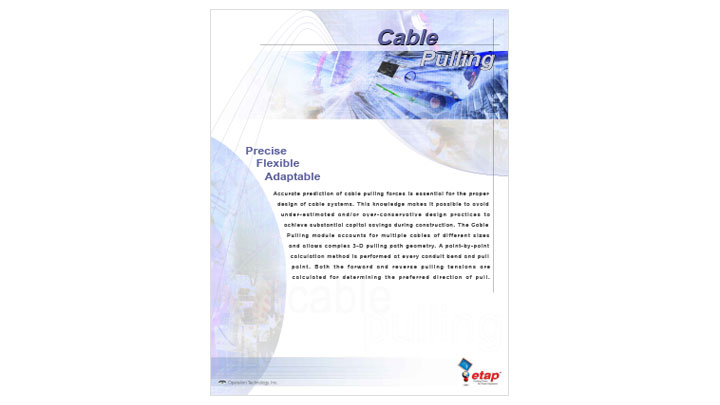 Cable Pulling