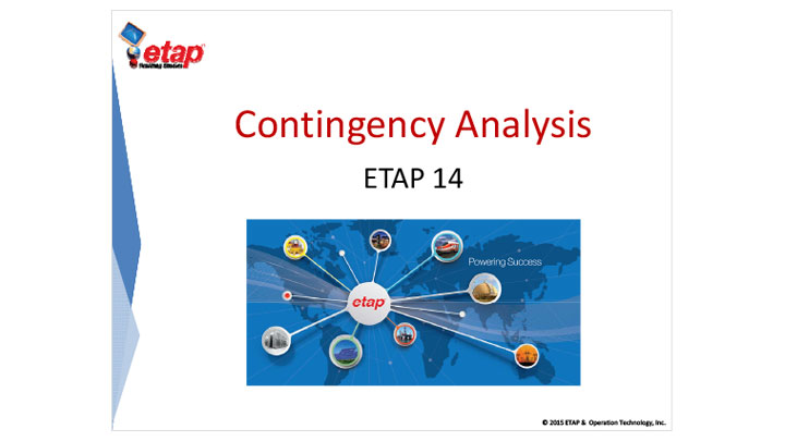 Contingency Analysis