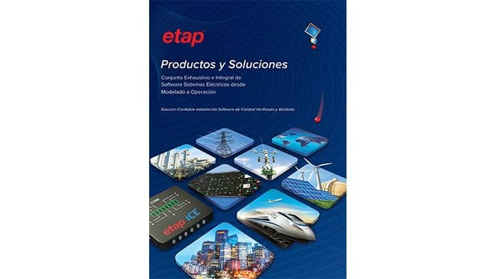 ETAP Products and Solutions Spanish
