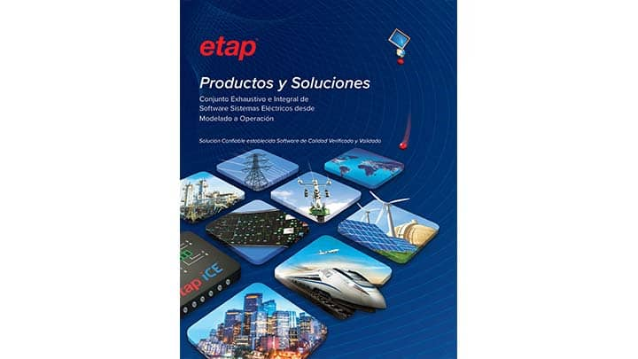 ETAP Products and Solutions Spanish A4