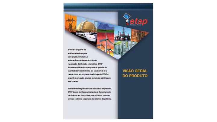 ETAP Visão Geral Do Produto