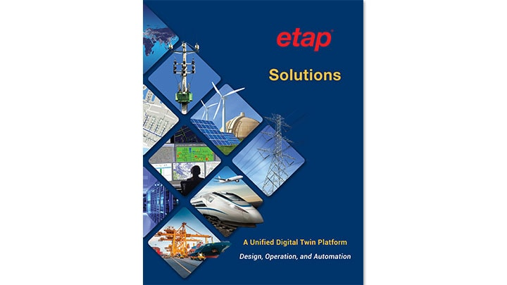 ETAP Solutions Catalog