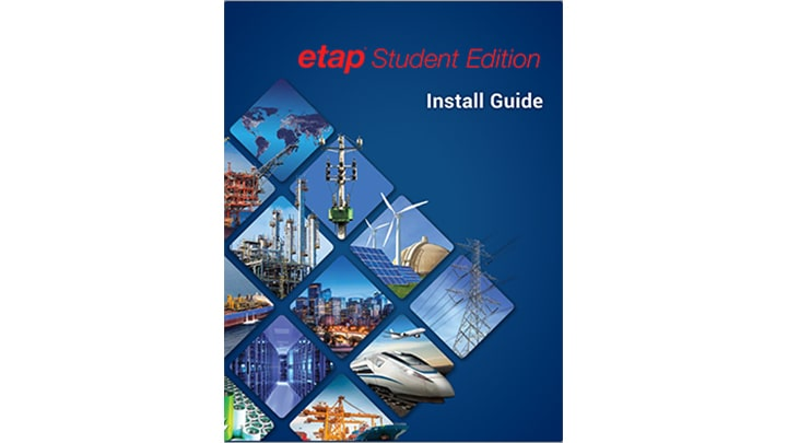 ETAP Student Edition Install Guide 2020