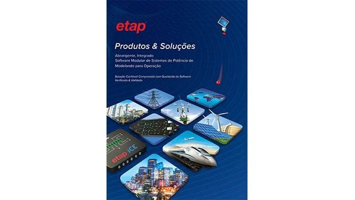 ETAP Products and Solutions Portuguese