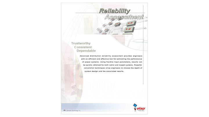 Reliability Assessment