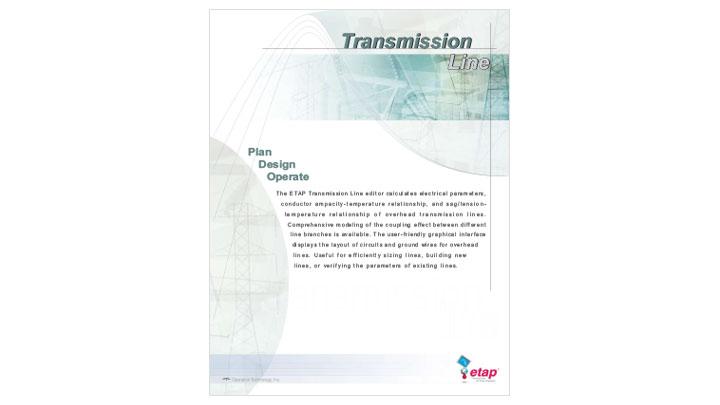 Transmission Line - Sag and Tension