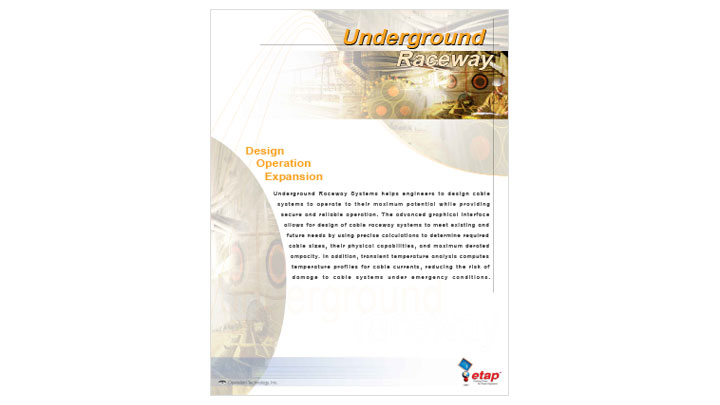 Underground Raceway Systems