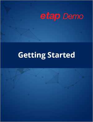 ETAP Getting Started Demo