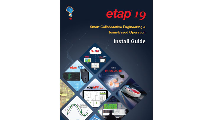 ETAP 19 Installation Guide