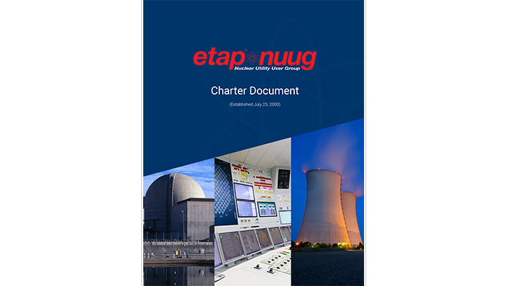 ETAP-PowerStation-Nuclear-Utility-Users-Group-Charter
